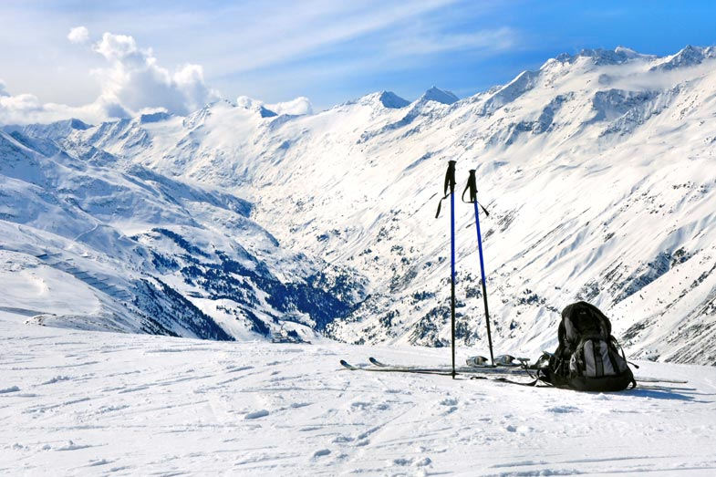 Money saving tips for ski holidays