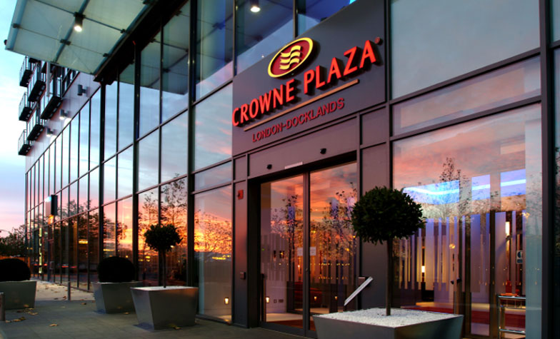 Crowne Plaza at London City Airport