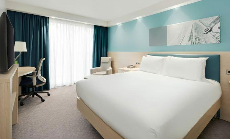 Hampton by Hilton at London City Airport