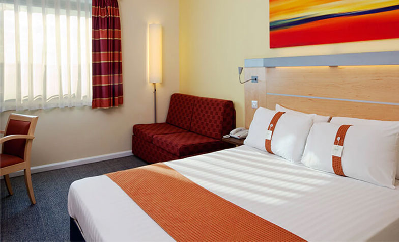 Holiday Inn Express near Doncaster Airport