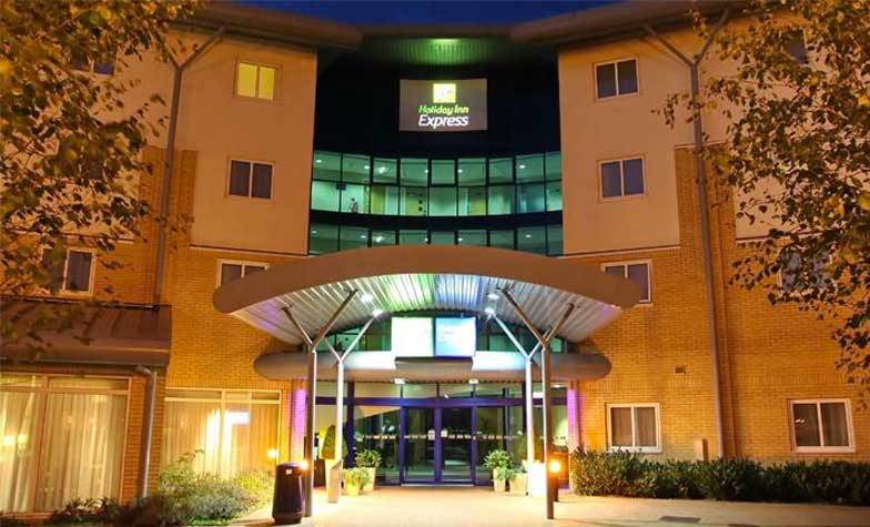 Holiday Inn Express near Southampton Airport