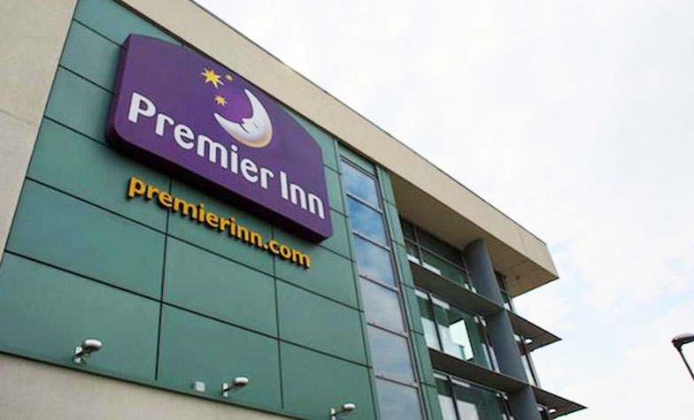 Premier Inn hotel at Liverpool Airport
