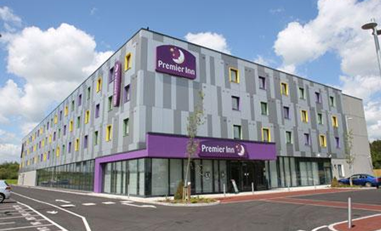 Premier Inn at Stansted Airport