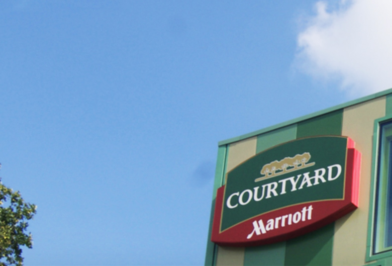 Courtyard by Marrriott at Gatwick Airport