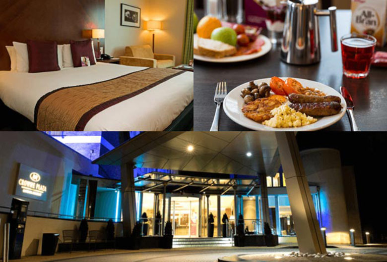 Crowne Plaza Gatwick | Book online with Purple Parking