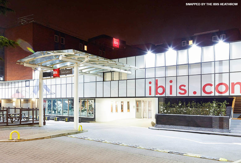 Ibis Hotel Heathrow Airport