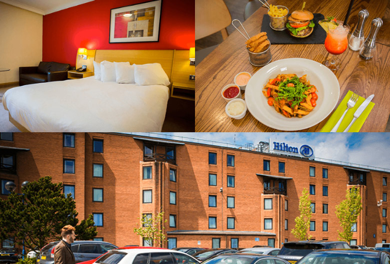 The Hilton Manchester Airport