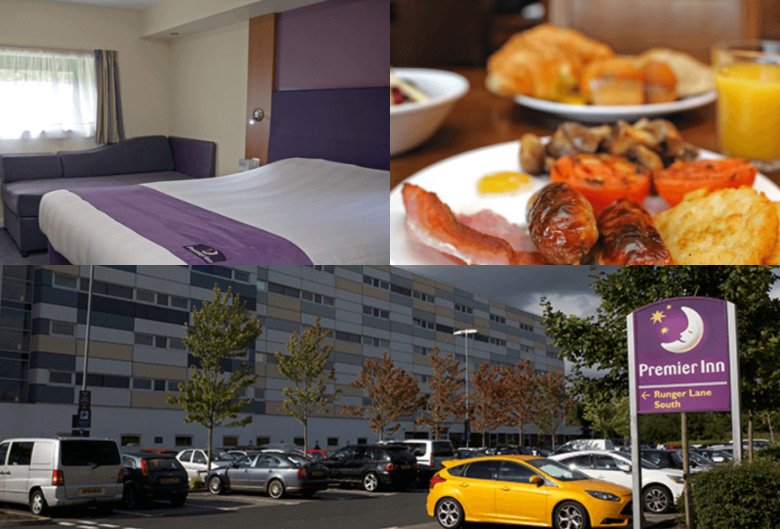 Manchester Airport T3 Parking >> Premier Inn South Manchester | Book online with Purple Parking