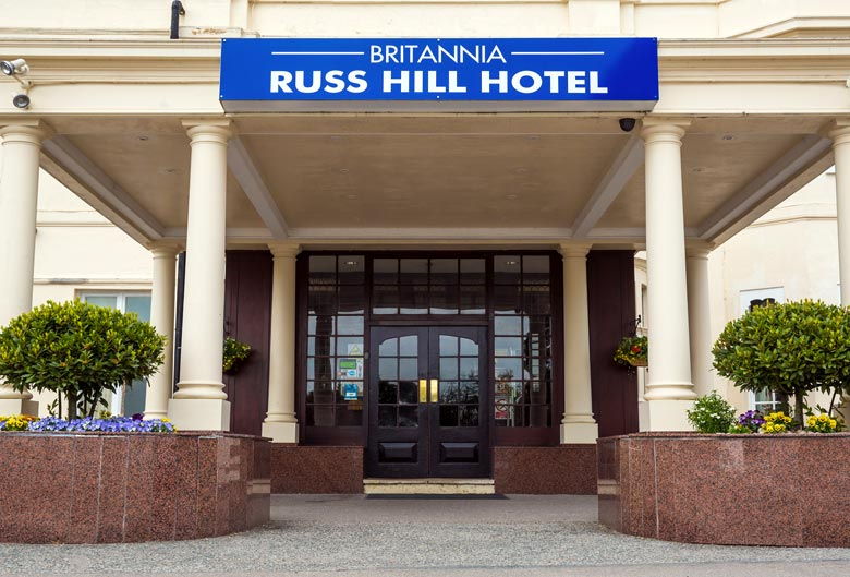 Russ Hill Hotel Gatwick Airport