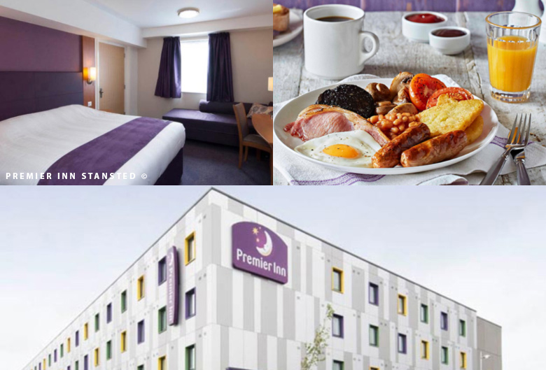 Premier Inn London Stansted Airport