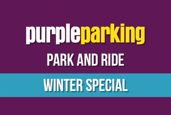 Purple Parking Winter Special
