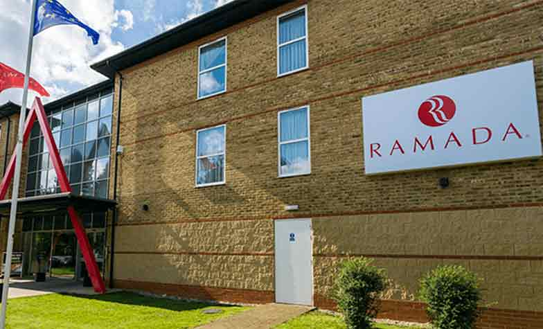 Ramada Hotel Stansted Airport